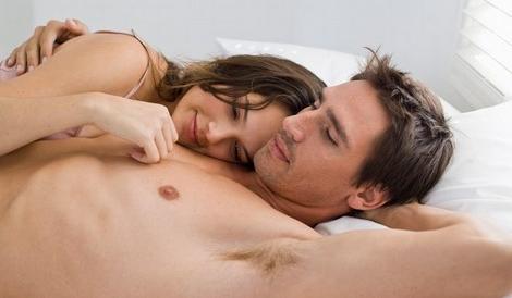 подготовка мужчин к сексу
